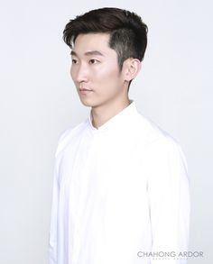 Two-block Pomade Style 투블럭 포마드 스타일 Hair Style by Chahong Ardor