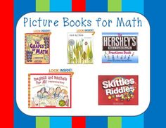Using Picture Books for Teaching Math Concepts