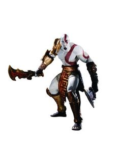 Action Figure DC Unlimited God of War Series 1 Kratos Action Figures #Action Figure