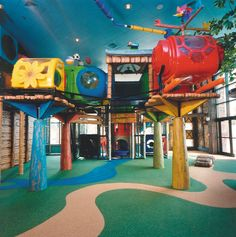 The Clubhouse Adventure Playground The Apex Center Clubhouse is free, just like your neighborhood playground. It's a paradise of creative and i
