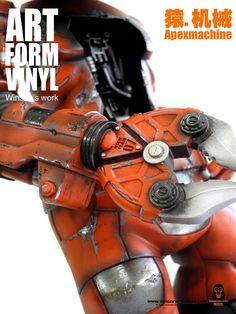 Robot arm.