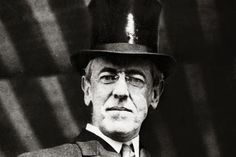 Woodrow Wilson: Hats Off (Better On) to the Honoree - Bloomberg