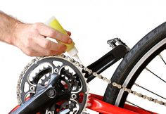 "Bike Maintenance Tips from the ""Rookie in Training"""