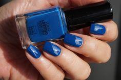 HEMA #36 blauw long lasting nail polish nagellak