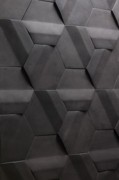 | TEXTURE | lovely modern take on the classic hex tile