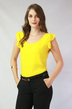 Moda Chic, Office Looks, Resort Wear, Diana, Lady, Womens Fashion, How To Wear, Shirts, Clothes