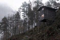 Jensen & Skodvin Architects cabin