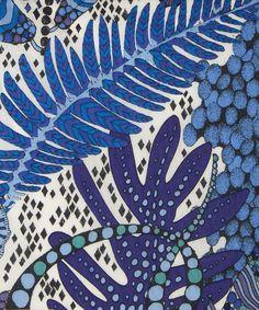 Liberty Art Fabrics Fornasetti Forest B Tana Lawn Cotton