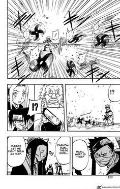 Naruto Ch.25 Page 4 - Mangago