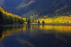 Cottonwood Lake, San Isabel National Forest, Colorado
