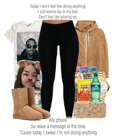 """The Lazy Song x Bruno Mars"" by juicyums ❤ liked on Polyvore featuring adidas Originals, Movado, Effy Jewelry and UGG Australia"