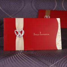10pcs/lot Wedding invitations personalized wedding invitation card US $13.72