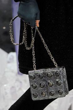 Chanel at Paris Fashion Week Fall 2012