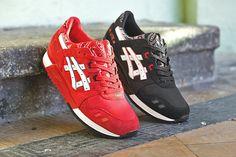 ASICS GEL LYTE III (BANDANA PACK) | Sneaker Freaker