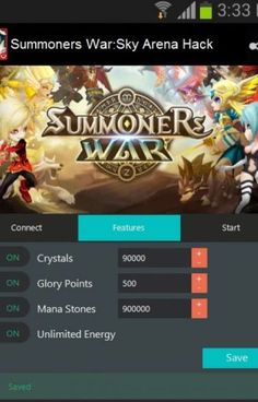 summoners war bluestacks hack 2018
