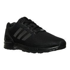 c7db95aa18127 ... hot mens adidas zx flux casual shoes s79092 blk finish line fdcf3 039d1
