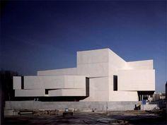 Nouveau Théâtre de Montreuil, Architecte Dominique Coulon, 2007