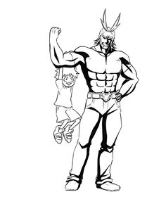 """Support""    Boku no Hero Academia (Part1)"