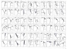 Sleeve design development.