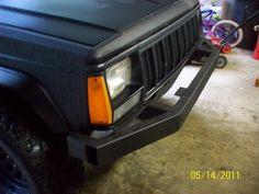 Jeep Cherokee Sport, Jeep Cherokee Bumpers, Jeep Sport, Jeep Bumpers, Jeep Grand Cherokee, Modificaciones Jeep Xj, Jeep Xj Mods, Custom Truck Bumpers, Cherokees