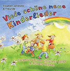Various Artists - Viele schöne neue Kinderlieder - Gorgeous German Children's Songs & Nursery Rhymes - Amazon.com Music