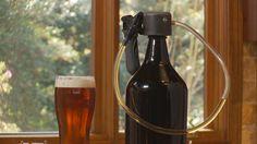 The TapIt Cap: The beer growler's best friend by Robert Scott —Kickstarter