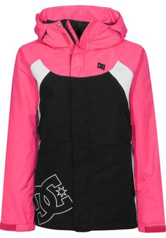 DC Shoes Fuse-pink Snowboard-Jacket pink | Titus Onlineshop