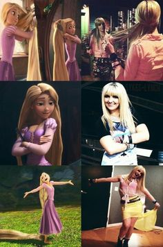OMG... She would be soo happy to see this!.......... she is a princess