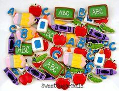 Sweet Sugar Belle cookies