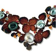 Roberto Bravo Jewellery - Global warming Collection Necklace. Stunning...