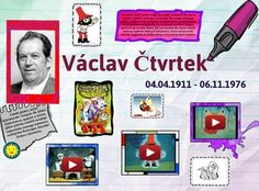 Václav Čtvrtek (04.04.1911-06.11.1976) Frame, Picture Frame, Frames
