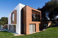Duque y Zamora Arquitectos  Casa EntreEncinas