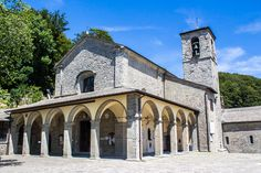 A Corner Of Spirituality In The Casentino Valley