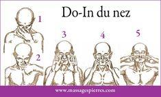 Do-In automassage du nez