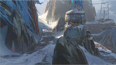 concept art for Destiny: Rise of Iron
