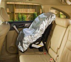 Mommy's Helper Car Seat Sun Shade <3