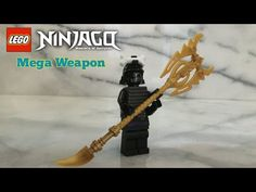 How to build Lord Garmadon's Mega Weapon from Lego Ninjago - YouTube Custom Lego, Lego Ninjago, Weapons, Lord, Building, Youtube, Movie Posters, Movies, Tips And Tricks