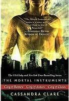 Mortal Instruments Series by Cassandra Clare – Urban Fantasy Books