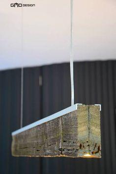 Lamp RIFT - GMO Design - luminaire - bois