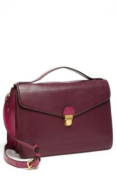 MARC BY MARC JACOBS 'Top Chicret' Satchel available at #Nordstrom