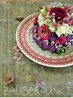 Blumentorte, Flowercake
