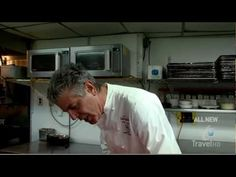 Anthony Bourdain Knife Skills