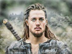 Uhtred De Bebbanburg, The Last Kingdom Series, Alexander Dreymon, Serie Outlander, Maybe Someday, Alpha Male, Movies To Watch, Bad Boys, Jon Snow