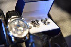 Αξεσουάρ D. R. 's Creations Γαμπριάτικο Κοστούμι www.gamosorganosi.gr Men Accesories, Accessories, Rolex Watches, Wedding Jewelry, Bracelet Watch, Chic, Bracelets, Bridal, Fashion