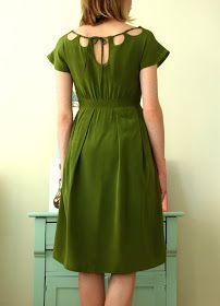 Very Prairie: Twinkle Sews - Next Big Thing Dress