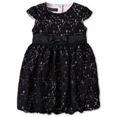 Wendy Bellissimo™ Lace Dress - Baby Girl Holiday Style