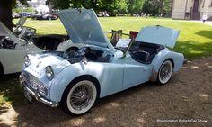 Bloomington British Car Show