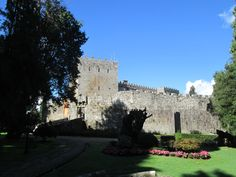 Castelo de Soutomaior www.geoffburras.com