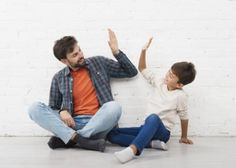 Gandirea orientata spre solutii Father Son Photos, Father And Son, Happy Father, Free Stock Photos, Free Photos, High Five, Good Good Father, Photoshop Actions, Sons