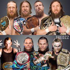 Daniel Bryan or Jeff Hardy? Daniel Bryan Wwe, Jeff Hardy, Florida Gators, Wwe Wrestlers, Super Sport, Wwe Superstars, Champion, Wrestling, Heel